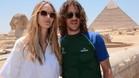 Vanessa Lorenzo y Puyol, en Egipto