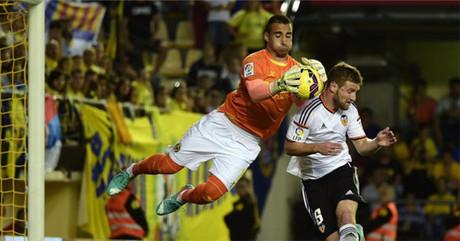El Villarreal encaja muy pocos goles en El Madrigal