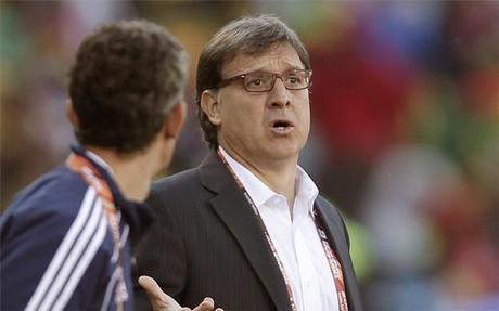 Martino tiene 'ADN' Barça
