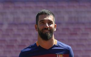Arda Turan, jugador del FC Barcelona