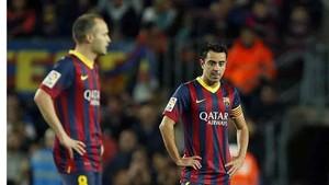 Xavi e Iniesta lideraron el juego más brillante del Barcelona de los últimos años
