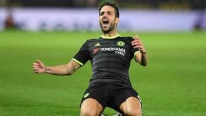 Cesc Fàbregas, jugador del Chelsea