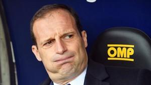 La Juventus quiere retener a Allegri