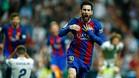 Messi lidera el Pichichi