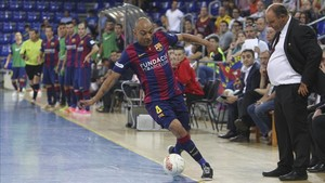 Ari Santos dejó el Barça Lassa el verano pasado