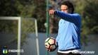 Milito ya se ha estrenado como técnico en Chile