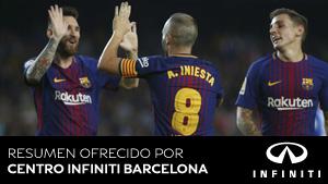 Vea los goles del FC Barcelona - Málaga (ES)