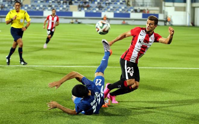 Aketxe es el m�ximo goleador del Bilbao Athletic, con 8 goles en Liga esta temporada