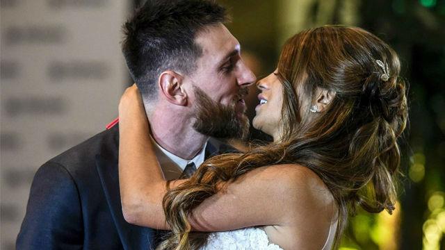 Apenas tres meses después de su boda, Leo Messi y Antonela serán padres por tercera vez