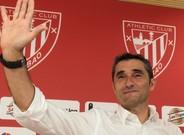 Así se despidió Ernesto Valverde del Athletic de Bilbao este miércoles