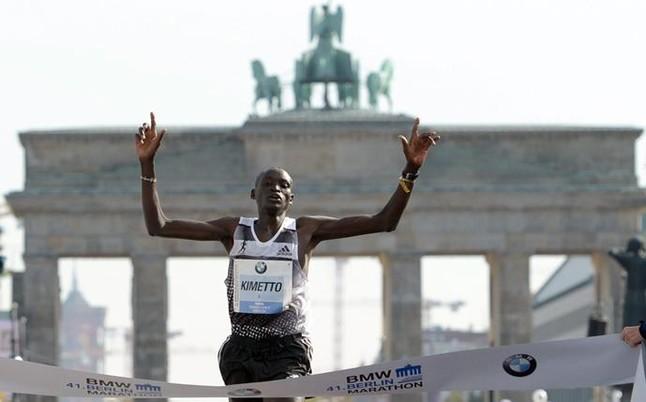 Dennis Kimetto, plusmarquista mundial de marat�n, atracci�n en la Media de Granollers
