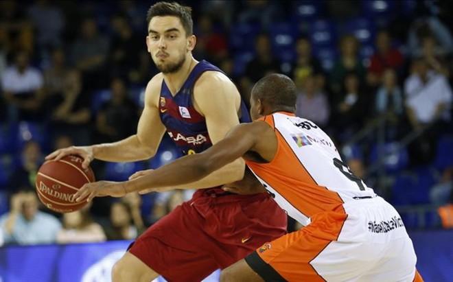 El Bar�a Lassa tuvo un pl�cido inicio del play-off de la Liga Endesa