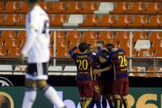 El FC Barcelona se clasific� para otra final
