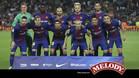 El 1x1 del Barcelona ante el Málaga