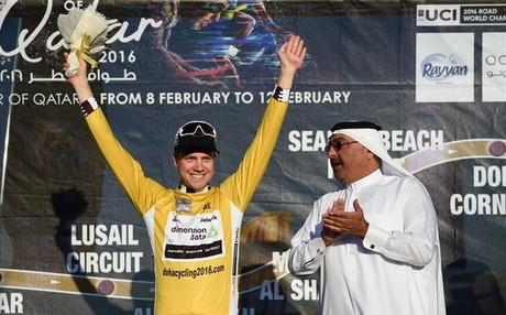 Boasson Hagen se sit�a como principal favorito para llevarse el Tour de Catar