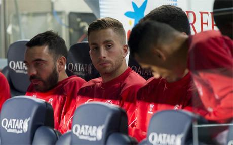 Deulofeu, ovacionado en el Camp Nou