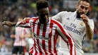 I�aki Williams fall� dos claras ocasiones ante el Real Madrid