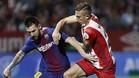 Maffeo cuenta qué le preguntaba Messi durante el partido