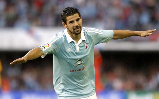 Nolito se aleja del Bar�a y podr�a acabar en el Arsenal