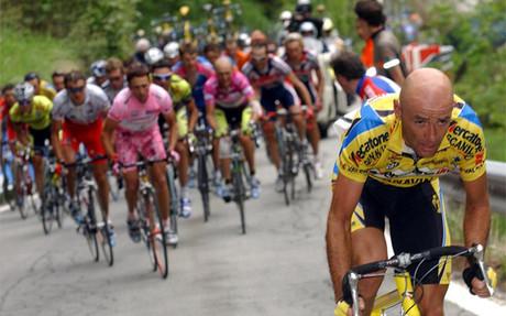 Pantani y una exitosa carrera envuelta de misterios
