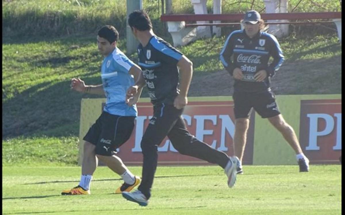 500 entradas al d�a para ver el retorno de Luis Su�rez con Uruguay