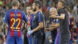 Aleix Vidal back in Barcelona squad vs Valencia... and so is Carles Ale�a