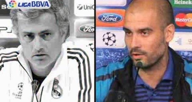Guardiola vs. Mourinho