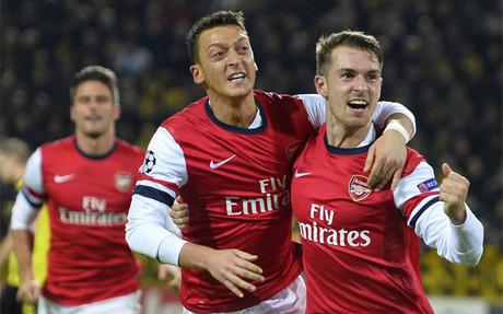 Arsenal 2013