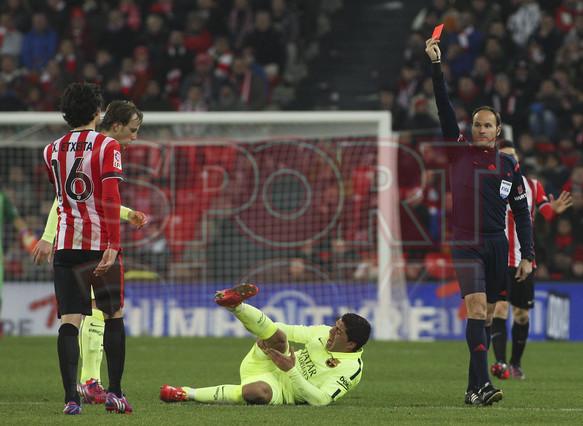 صور : مباراة أتليتيكو بلباو - برشلونة  2-5 ( 08-02-2015 ) 1423435908347