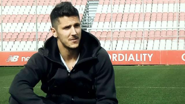 Jovetic ha repasado la actualidad en una entrevista