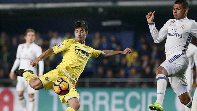 Video resumen: El gol de Trigueros en el Villarreal - Real Madrid (2-3). J24, Liga Santander