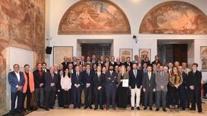 Los presidentes de federaciones apoyaron el nuevo Código del Deporte de Catalunya
