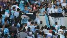 Un aficionado fallece tras ser arrojado tribuna abajo en Argentina