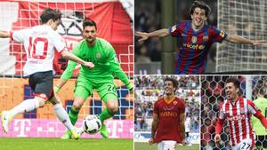 Bojan Krkic es el primer futbolista español en marcar goles en la Bundesliga, la Liga, la Premier y la Serie A