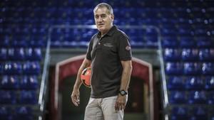Andreu Plaza venderá la marca Barça en California