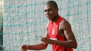 Mbappé, en una imagen de archivo