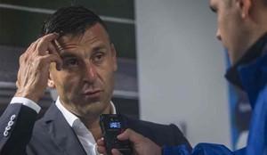 Cvitanovic recibió una brutal paliza