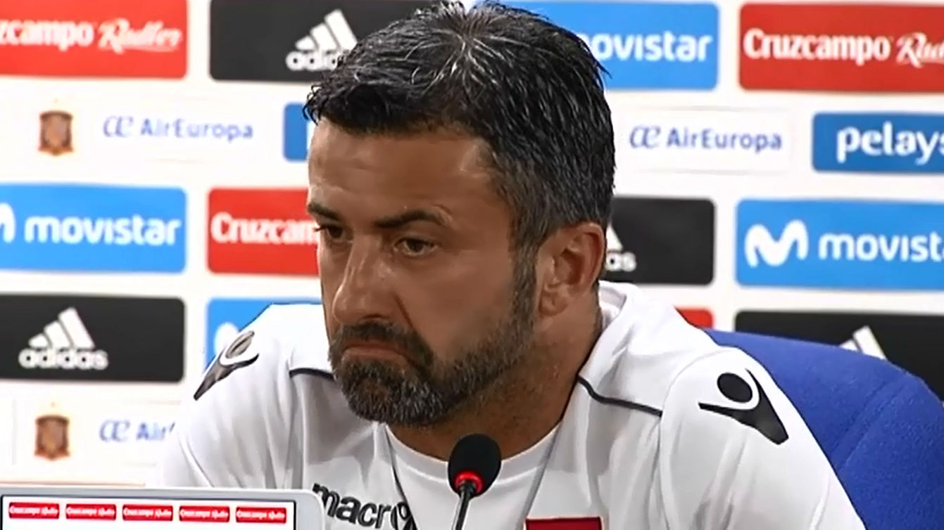 Panucci: Creo que Piqué es un tío con huevos