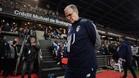 Bielsa se va pensativo tras la derrota en Rennes