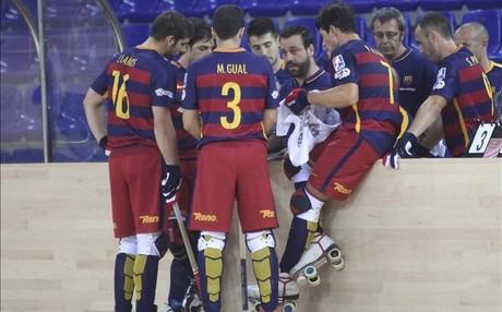 El Barça recibe al Iserlohn a la espera de saber su rival en cuartos