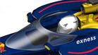Boceto de la cabina de Red Bull