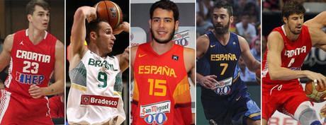 Cinco azulgranas jugar�n en Espa�a 2014 en busca del oro