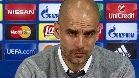 "Guardiola: ""El Atl�tico se merece llegar a la final"""