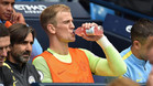 Guardiola podr�a 'desterrar' al norte a Joe Hart