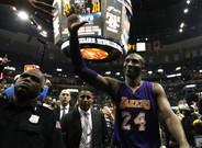 Kobe Bryant, toda una instituci�n en Los �ngeles