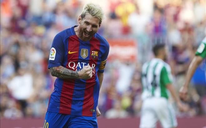 Leo Messi es el que ha ganado más veces el pichichi de la Champions League