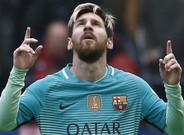 Leo Messi suma 11 dianas en la Liga