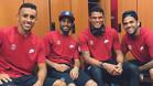 Neymar ya dijo a los jugadores del PSG que jugará con ellos