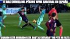 Los memes y tuits del Eibar - FC Barcelona
