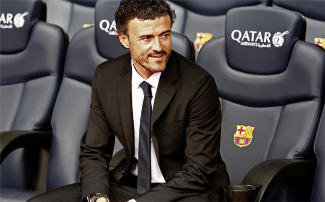 Luis Enrique, mejor entrenador de 2015